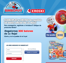 Bimboplay - Eroski